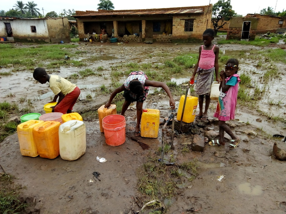Assessment of Cholera outbreak in Lubumbashi.